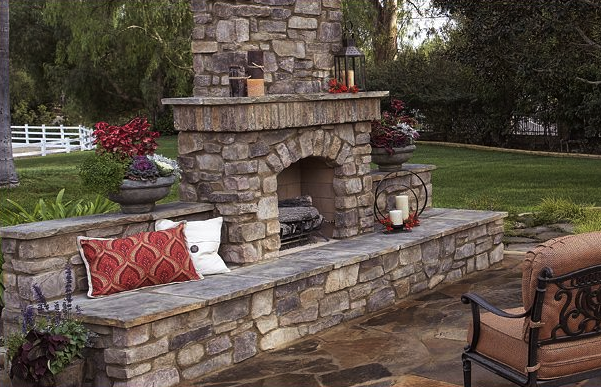 Jackson MS Outdoor Fireplace Installation & Repair
