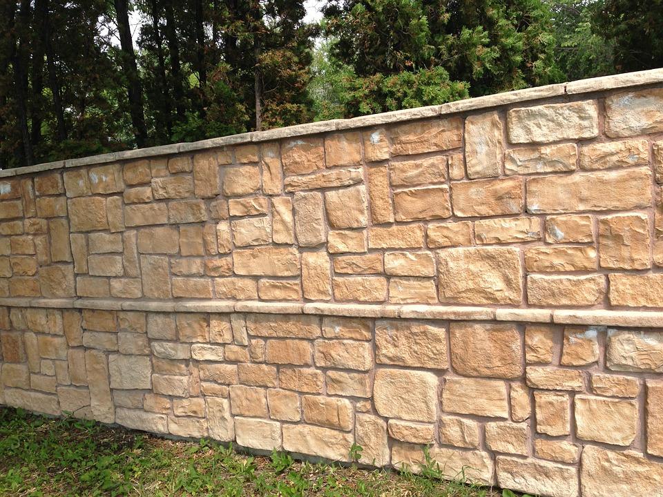 Jackson MS Retaining Wall
