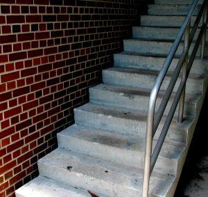 Jackson MS Brick Steps