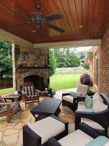 Jackson MS Outdoor Fireplace Installation & Repair